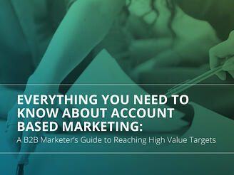 B2B Marketers Guide to Reaching High-Value Targets