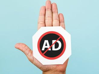 Google Chrome Ad Blocker
