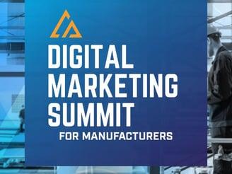 Digital Marketing Summit for Manufacturers