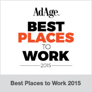 AdAge Best Places to Work 2015
