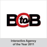 BtoB Interactive Agency of the Year 2011