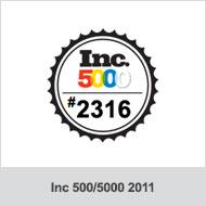Inc500 2011