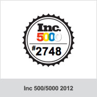 Inc500 2012