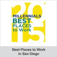 Millennials Best Places to Work 2015