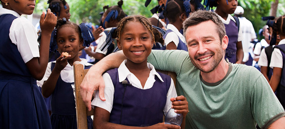 """Educate Girls, change the world"", a trip to Haiti"