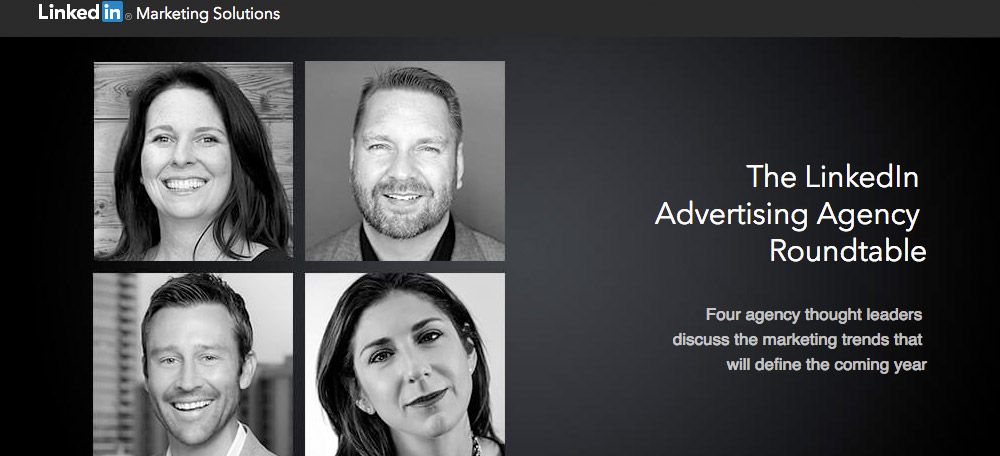 Industry Leaders Discuss Data-Driven Marketing, 2016 Trends, and the Evolution of the Customer Buying Journey
