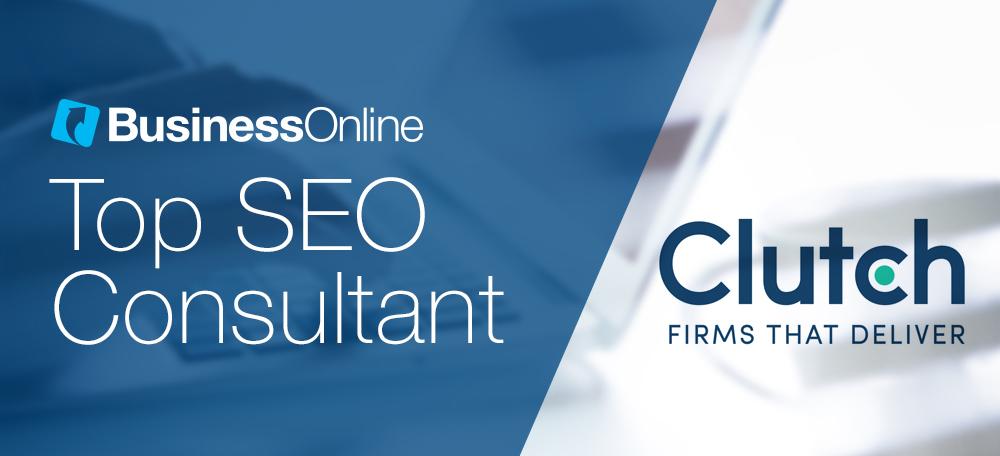 BusinessOnline Recognized as Top SEO Consultant